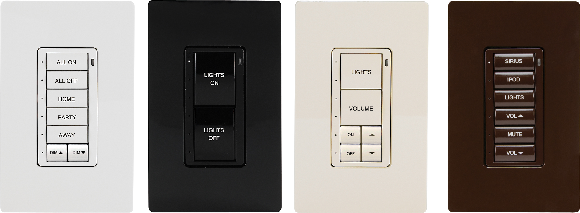 Crestron Cameo Keypads Connected Home Trade
