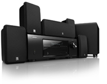 Denon Home theatre system