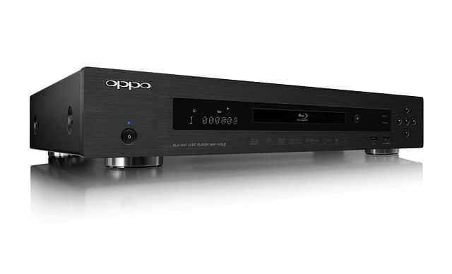 Oppo BDP-103AU Blu-ray Player