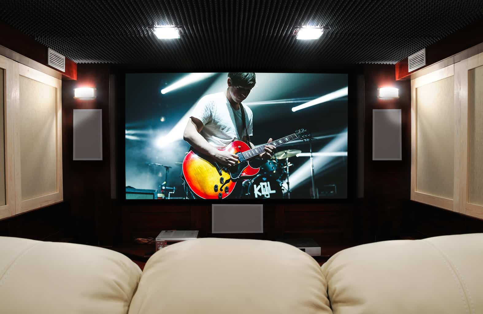 Review klipsch kl 7800 thx in wall speakers connected - Thx home cinema ...