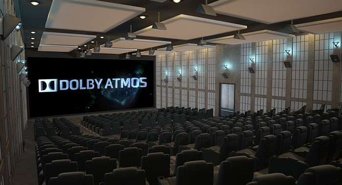 Can Dolby Atmos Work For The Home Theatre Market