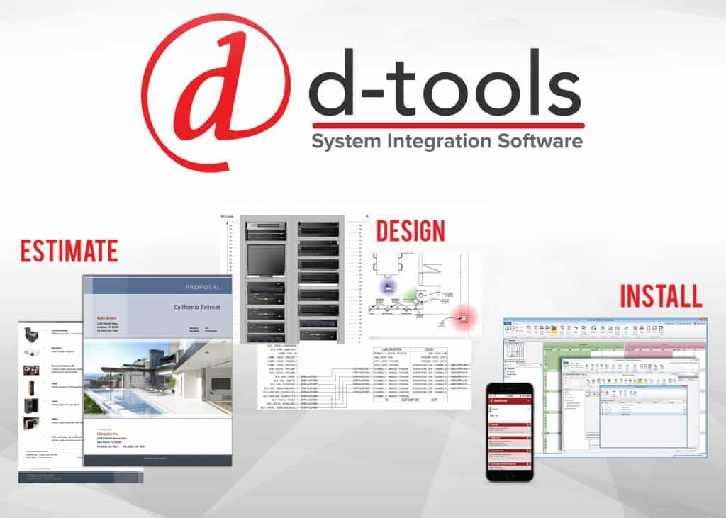 D-Tools_3rd Party Integrations_SI2016