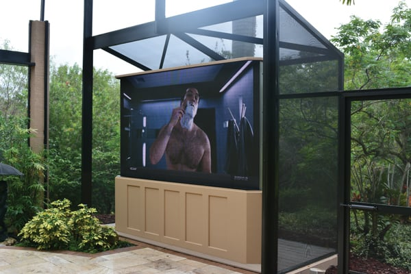 Home Owners Spend A Lot On Their Gardens, But When It Comes To Outdoor  Theatres They Havenu0027t Exactly Been Spoilt For Choice. Joe Young Writes That  This Is ...