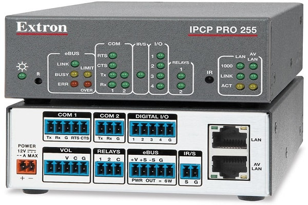 Extron Introduces Compact High Performance Control Processor