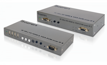 Gefen now shipping new 4K Video Over IP Solution
