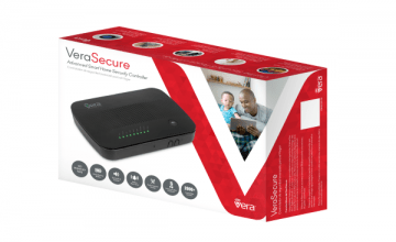 VeraSecure 247 security guard and smart home controller