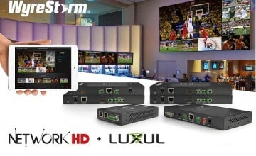 WyreStorm adds Luxul to NetworkHD supported switch manufacturer family
