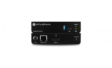 Atlona to debut AT-HDR-EX-70-2PS transmitter receiver kit at InfoComm 2017
