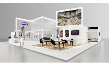 BenQ business solution unveils optimised smart solutions at Computex 2017