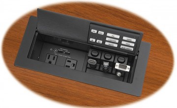 Extron now shipping EBP 1200C Cable Cubby Enclosure