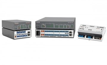 Extron now shipping three new control processors with network isolation