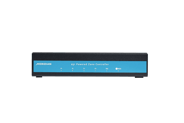 Meridian introduces new 251 Powered Zone Controller