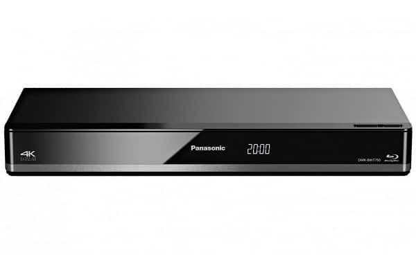 panasonic introduces 4k hd blu ray player and full hd recorder connected magazine. Black Bedroom Furniture Sets. Home Design Ideas