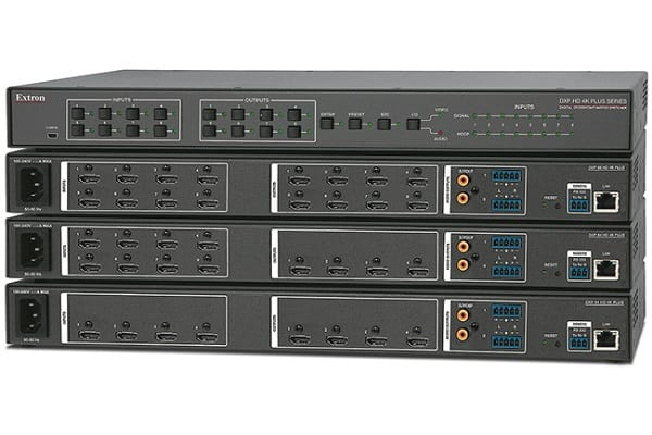 Extron Electronics announces new HDMI matrix switchers