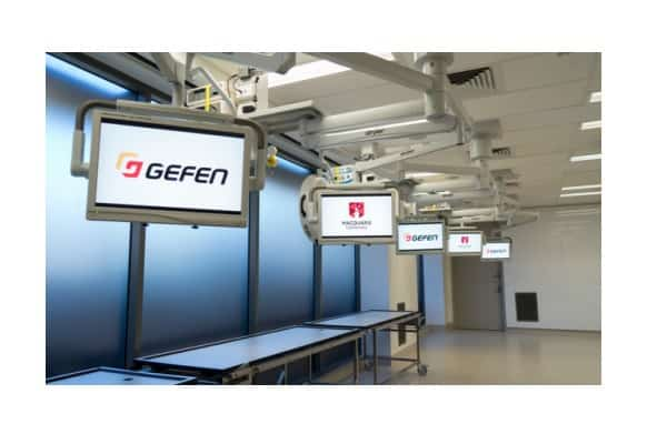 Macquarie University's Surgical Skills Lab upgraded with Gefen connectivity infrastructure