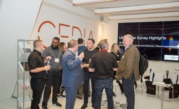 CEDIA celebrates a successful ISE 2018