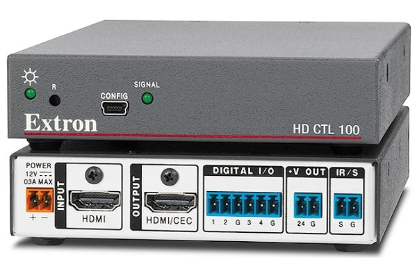 Extron introduces HD CTL 100
