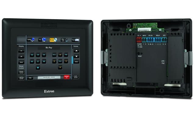 Driver: Extron TLP Pro 521M Touchpanel