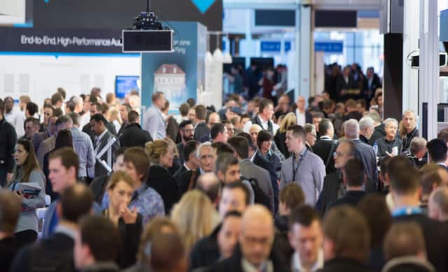 Integrated Systems Europe 2016 trade show - Connected Magazine