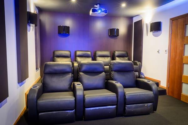 Understanding home cinema seating design - Connected Magazine