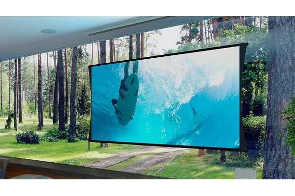 SI launches new Zero-G projector screen - Connected Magazine