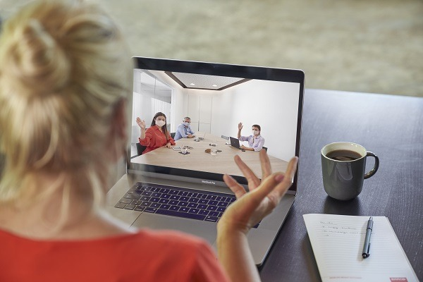 The Barco ClickShare Conferencing solution is the ideal product for the post-COVID hybrid working environment.